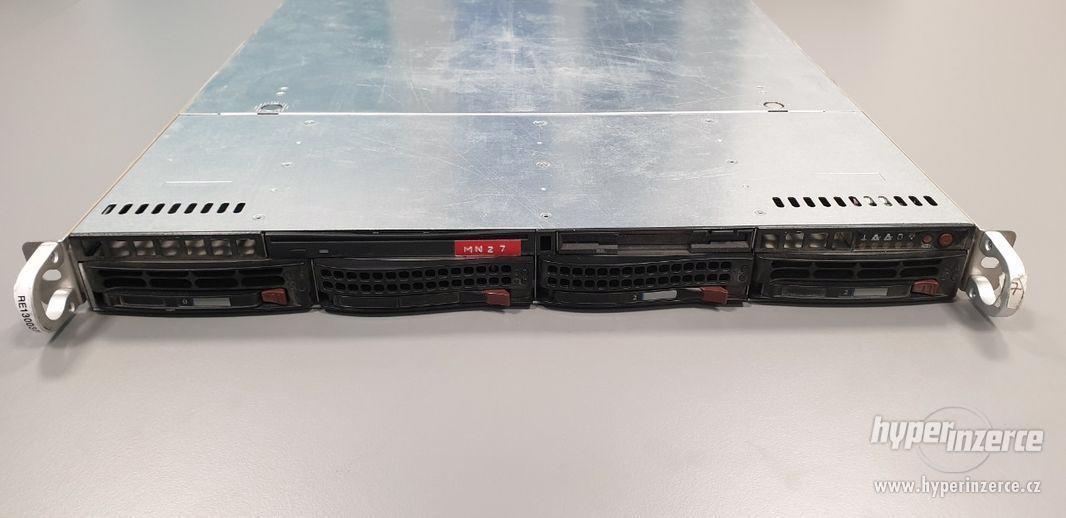 Supermicro PDSMLX, Intel Core2Duo 2200 MHz, 2 Core, 8 GB RAM - foto 3