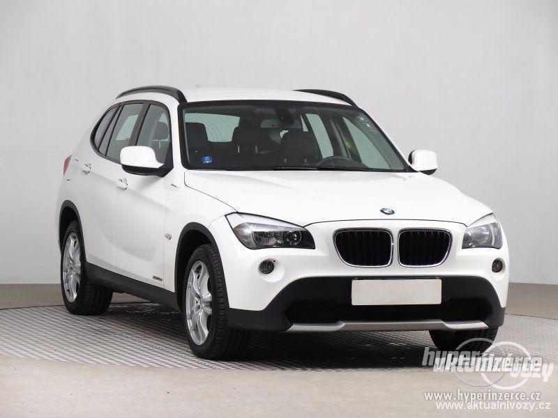 BMW X1 2.0, nafta, rok 2011 - foto 1