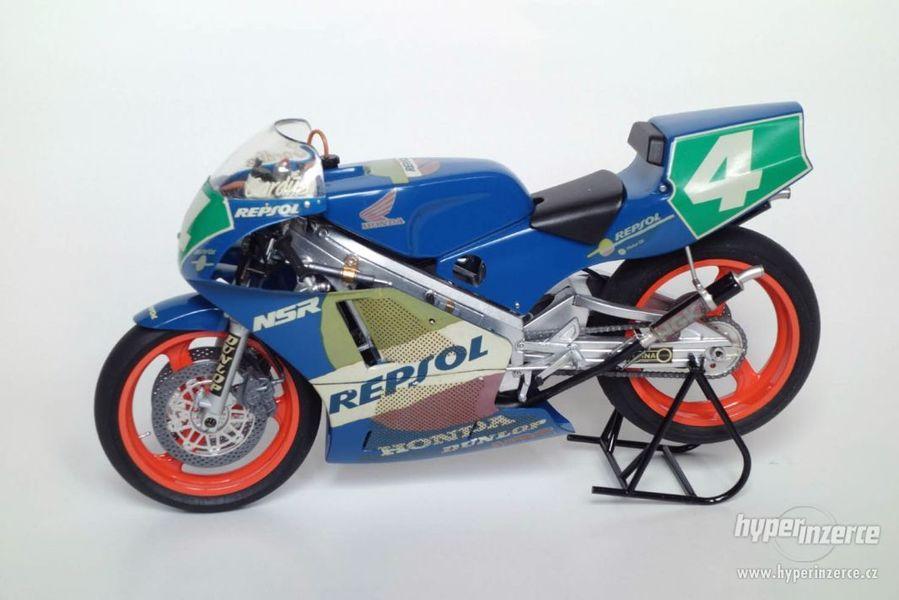 model motocyklu Honda NSR 250 Repsol - foto 1