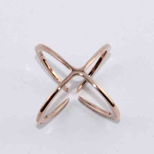 Andrea Bellini - Stříbrný prsten / prstýnek Cocoonia Velikos - foto 4