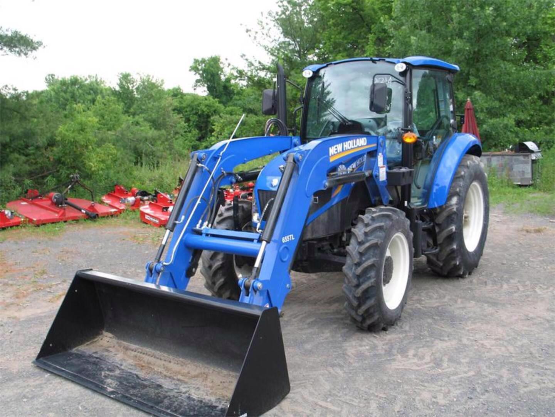 Traktor New Holland TccU65 - foto 1