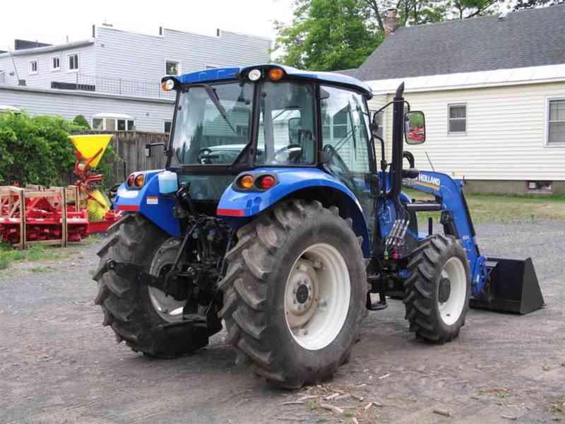 Traktor New Holland TccU65 - foto 4