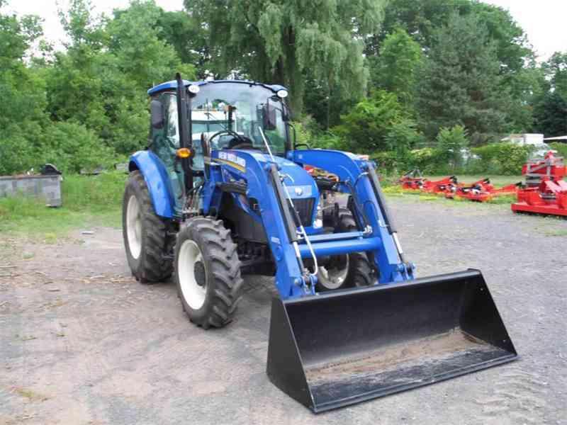 Traktor New Holland TccU65 - foto 2