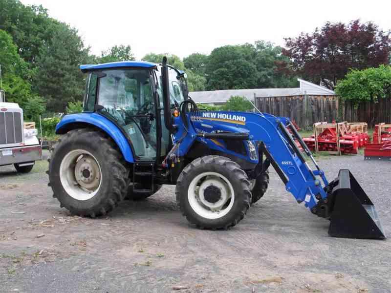 Traktor New Holland TccU65 - foto 3