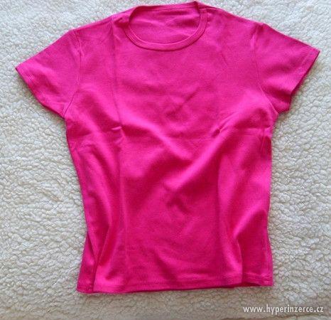 2 kusy trička NOVÉ zn.Marks &Spencer vel.M/L