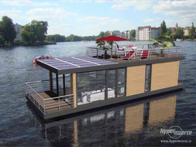 Luxusní houseboat - Triteria - foto 1