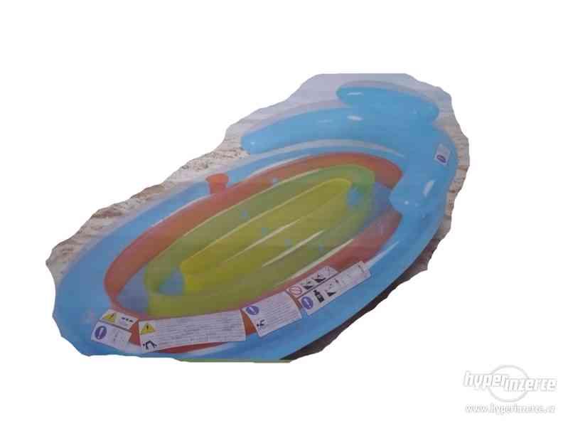 Nafukovací lehátko (matrace)