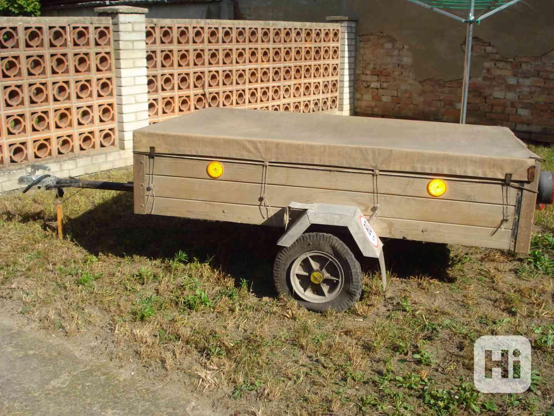 Přívěsný vozík - foto 1