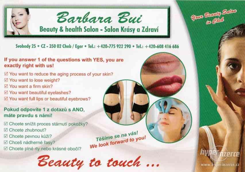 Barbara Bui - Salon krásy a zdraví