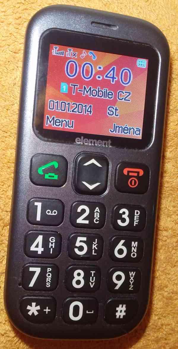 Starší mobilní telefony -funkční a vč. nabíječek!!! - foto 7