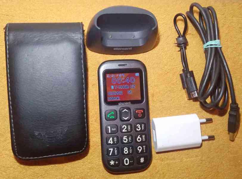 Starší mobilní telefony -funkční a vč. nabíječek!!! - foto 6