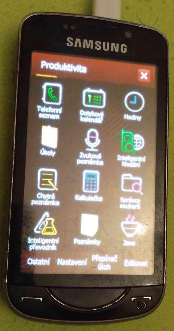 Starší mobilní telefony -funkční a vč. nabíječek!!! - foto 5