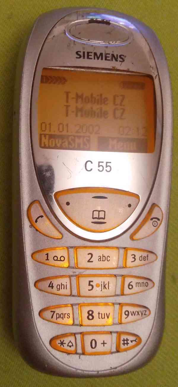 Starší mobilní telefony -funkční a vč. nabíječek!!! - foto 3