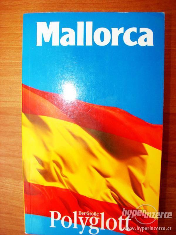 Španělsko, Mallorca - průvodce v němčině. Nabídněte. - foto 1