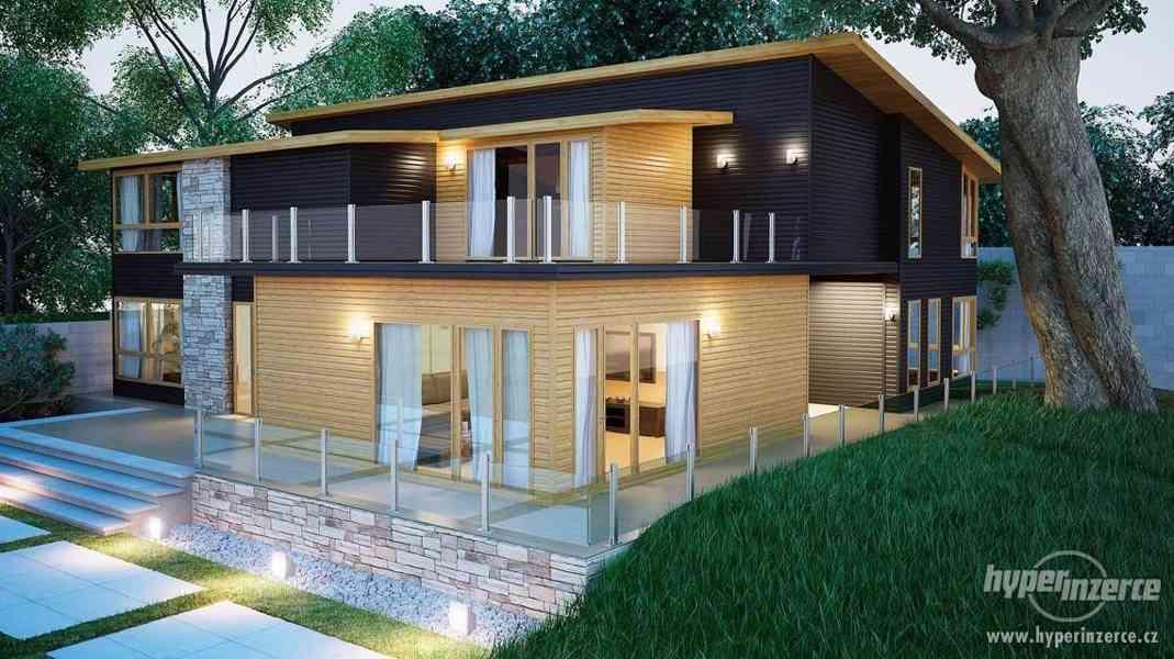 Dům - dřevostavba