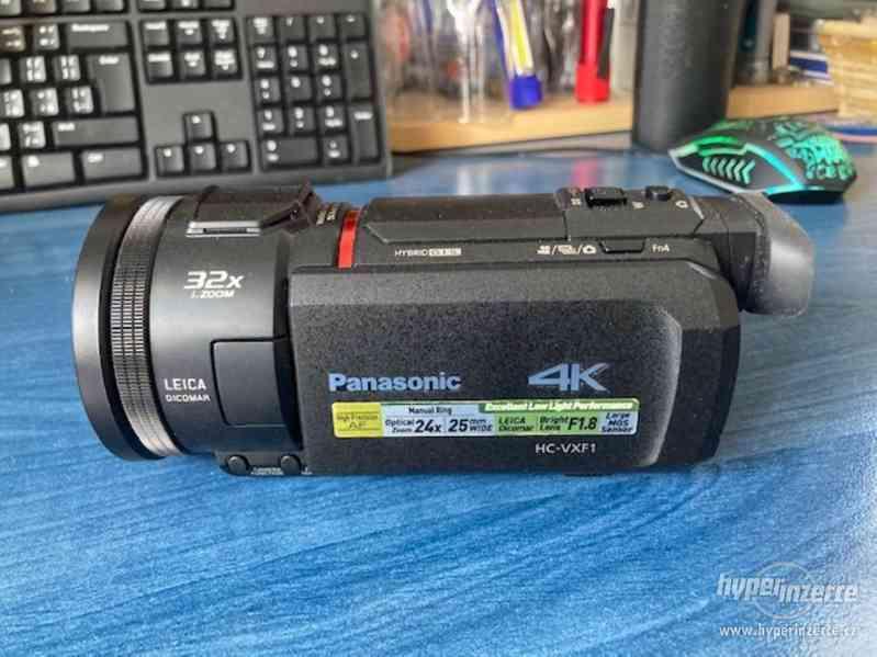 Panasonic HC-VXF1 - foto 1