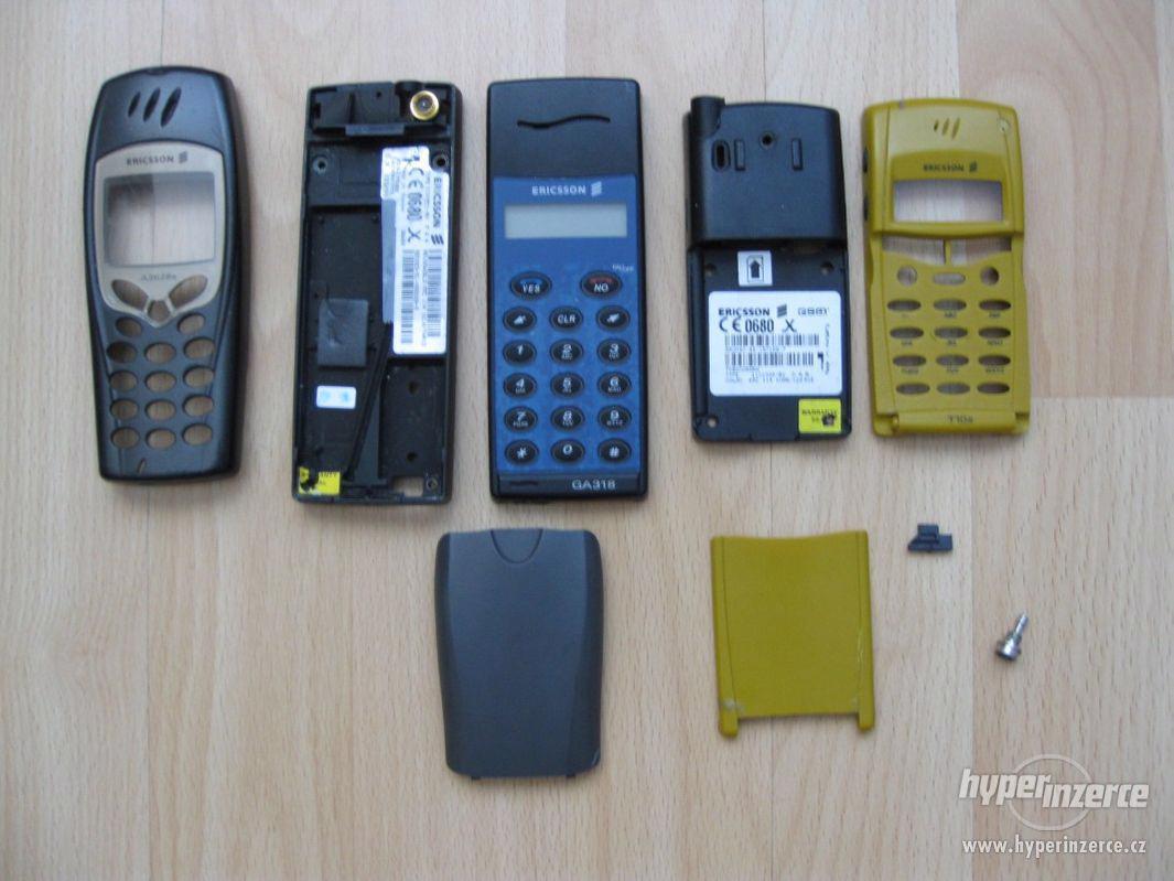 Ericsson A2628s, GA318, i888, S868, SH888, T10s, T20 a T28 - foto 1