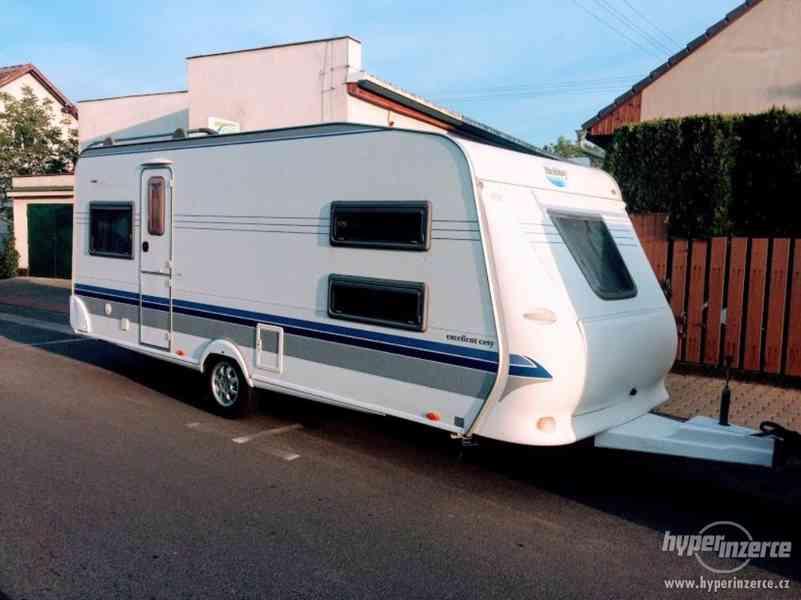karavan Hobby 540 UK Excellent Easy - PALANDA