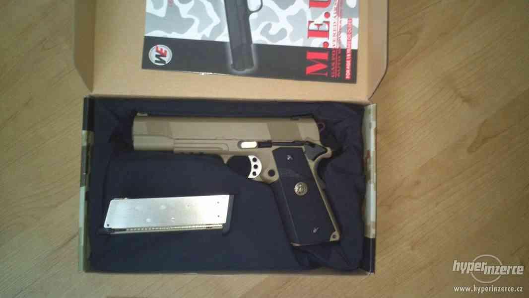 Colt 1911 od WE - foto 1