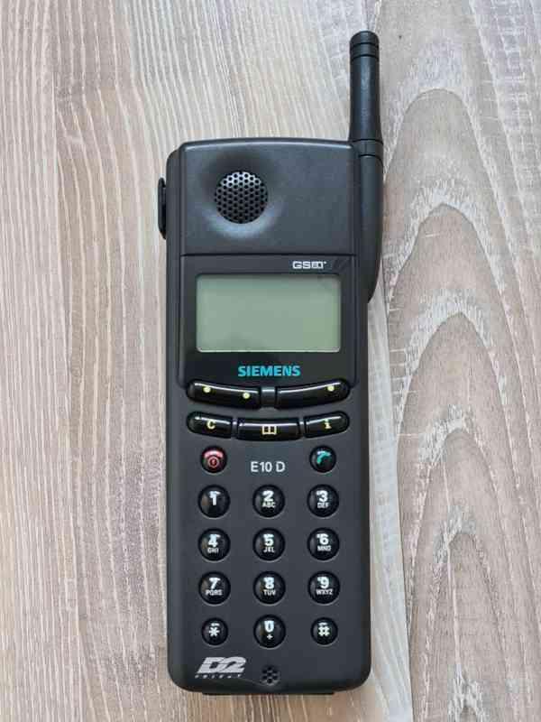Siemens E10 D