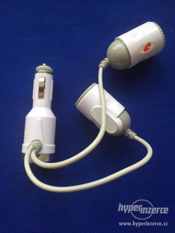 AUTOZAPALOVAČ+USB - foto 1