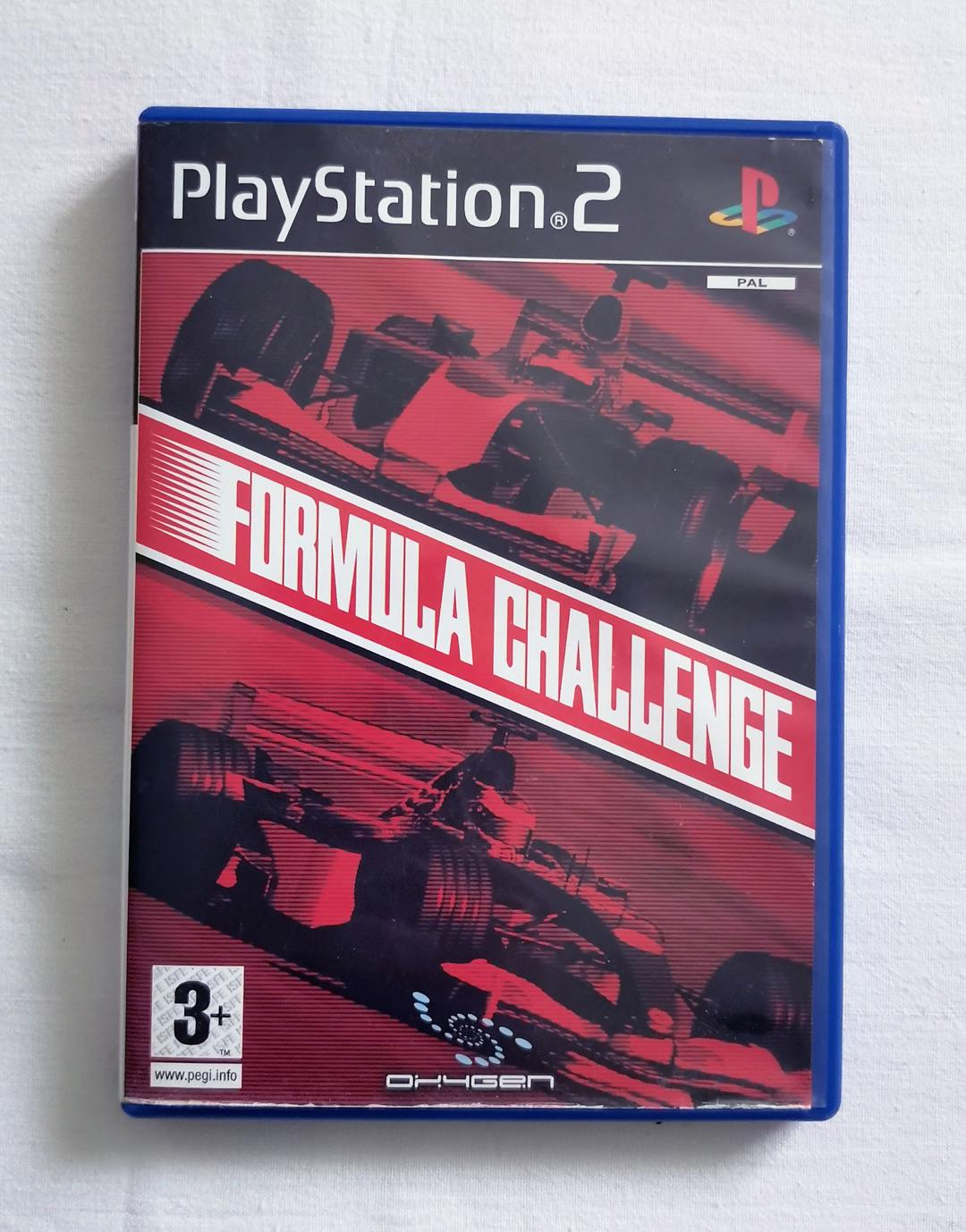 PS2 - Formula Challenge - foto 1