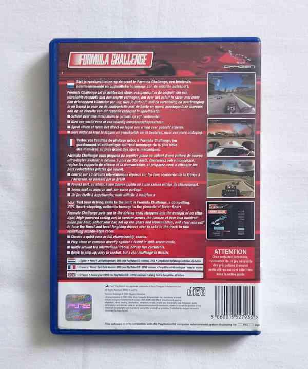 PS2 - Formula Challenge - foto 3