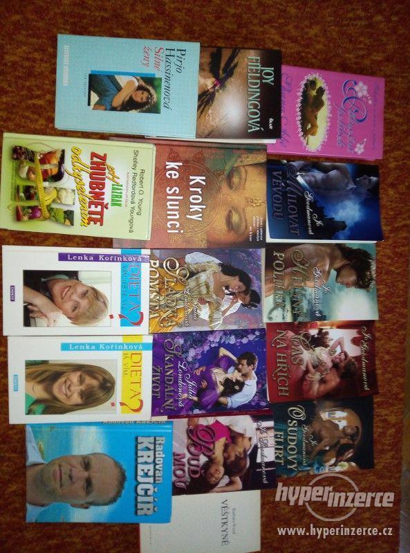 romány pro ženy,mix