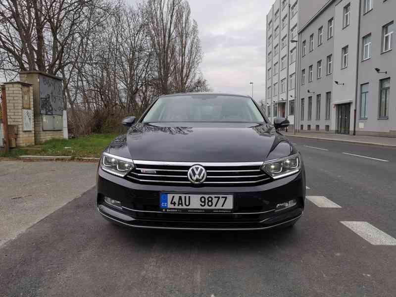 Volkswagen Passat B8 - 176 kW - BiTDi, navigace, původ ČR