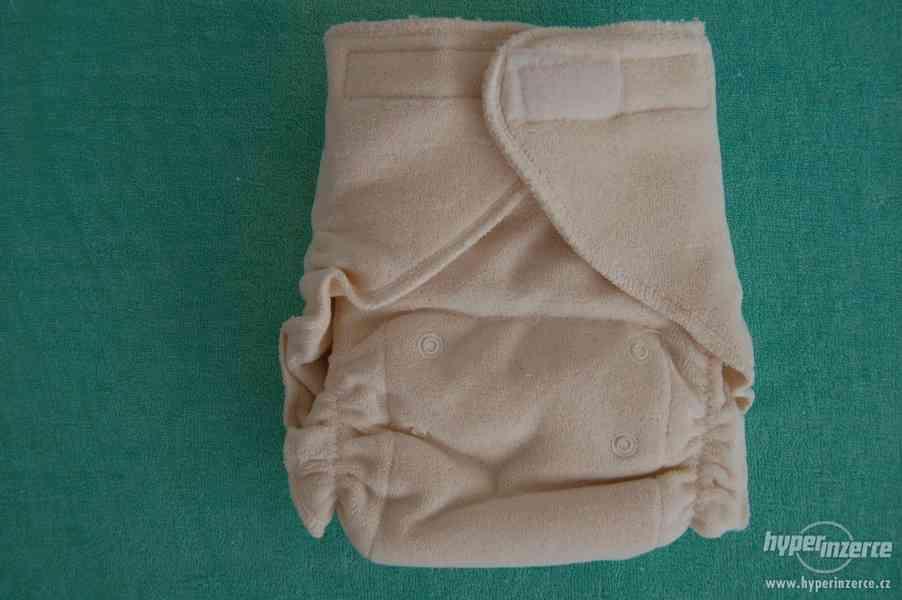 Svrchní kalhotky - froté