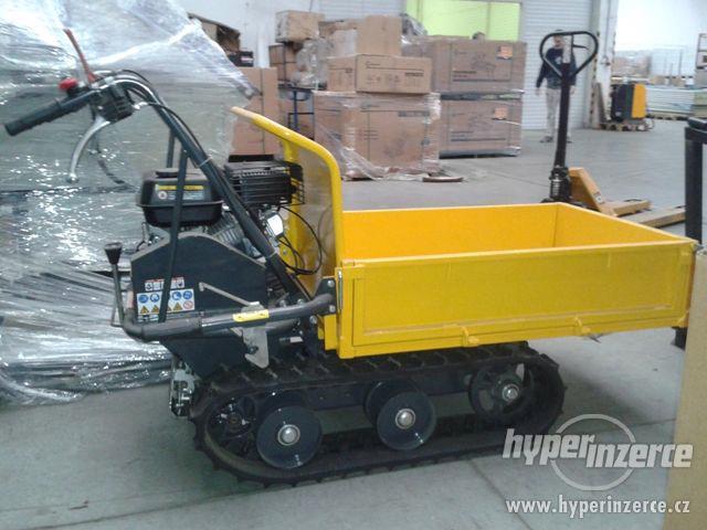 Minidumper Lumag MD 300 - foto 2