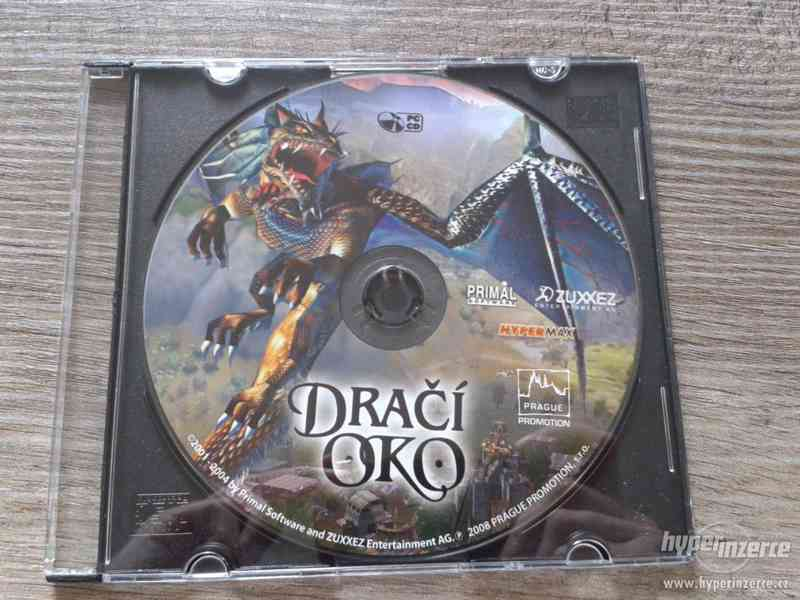 PC hra Dračí oko (I of the Dragon) - foto 1