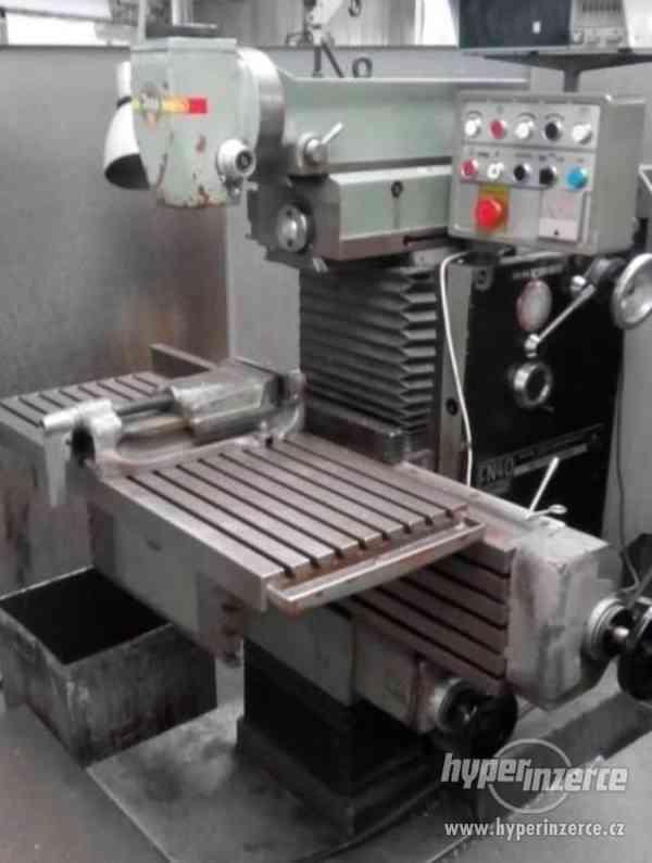 Frézky - nástrojářské FN 40 Optik