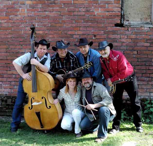 Živá Country hudba