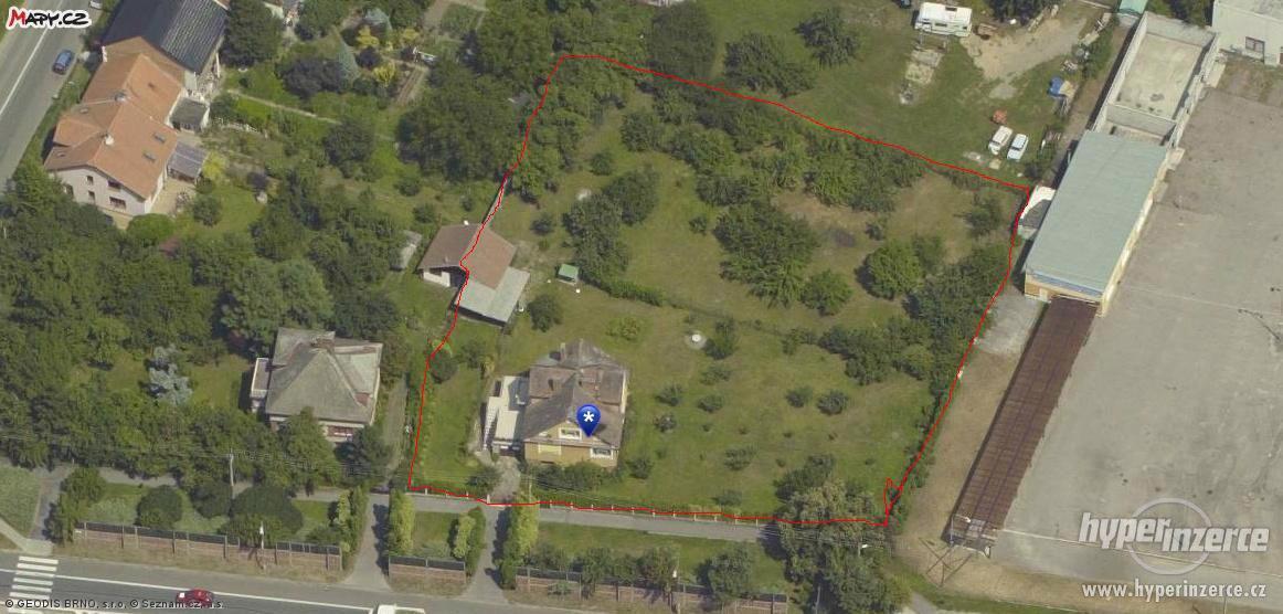 Držovice, 3045 m2 pozemků u OC Tesco