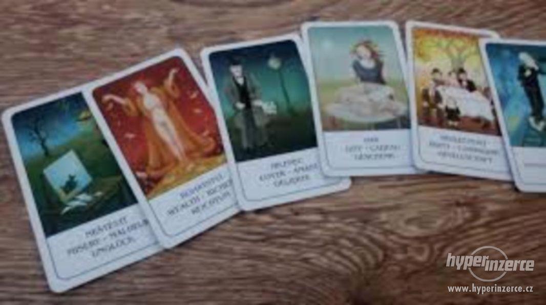 výklad cikánských karet