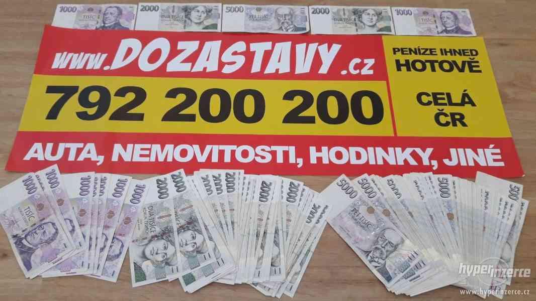 Autozastavárna Praha Dozastavy.cz