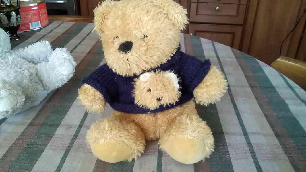 Dva medvídci - foto 4