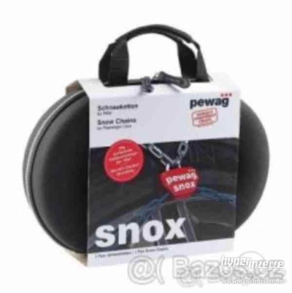 sněhové řetězy pevag snox SXP 510 nové - foto 1
