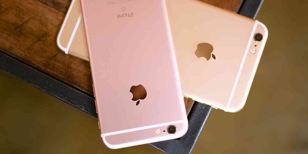 Nový Apple iPhone 6S / 6S PLUS 128GB Odemčený - foto 1
