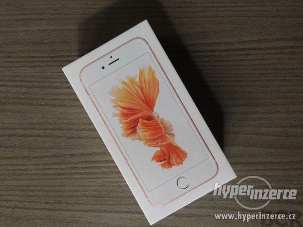 Nový Apple iPhone 6S / 6S PLUS 128GB Odemčený - foto 2