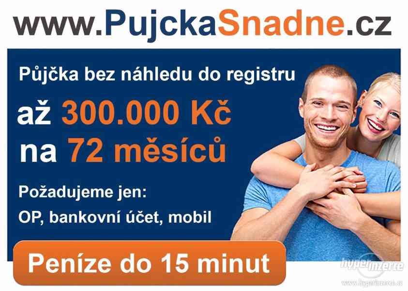 Půjčka až 300.000 Kč pro každého