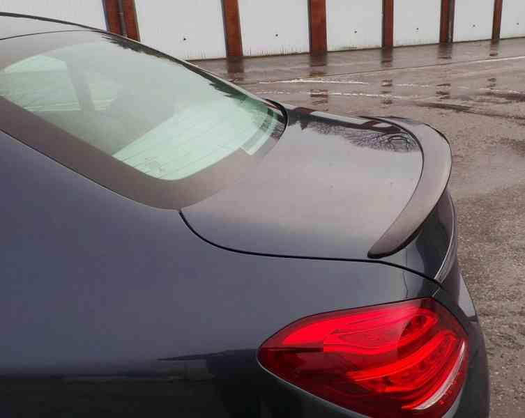 spoiler tuning kridlo Mercedes c W205 amg c-class - foto 7