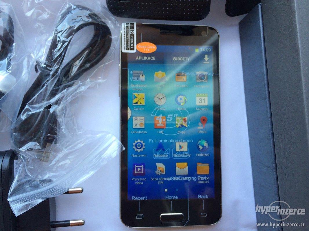 Nový luxusní W800 MINI S5 4,5 palcový MTK6582 Quad Core 1G + - foto 1