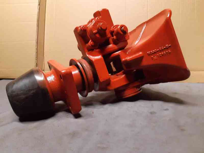 Iveco - tažné zařízení Rockinger 400G145 - foto 3