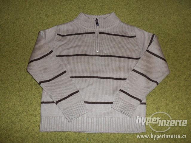 Chlapecký svetr, vel. 134-140