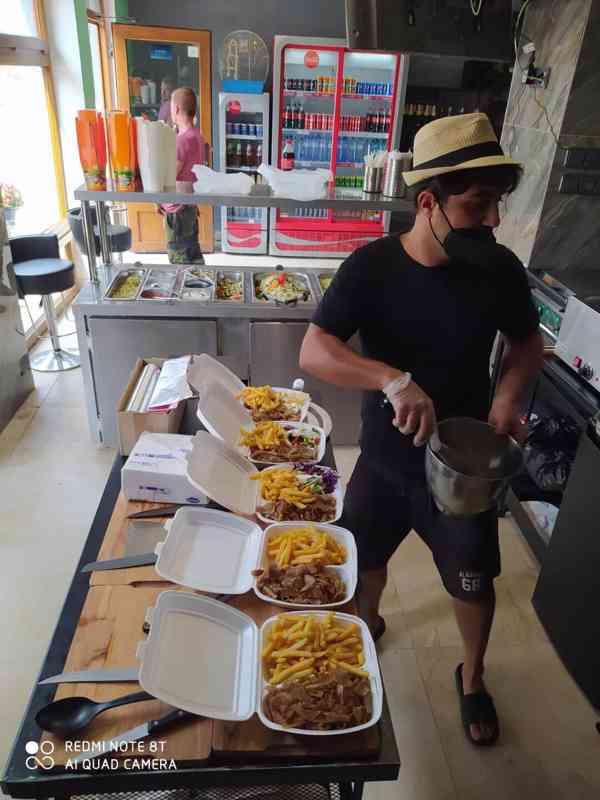 Pronájem nově zrekonstruované fast food restaurace. - foto 5