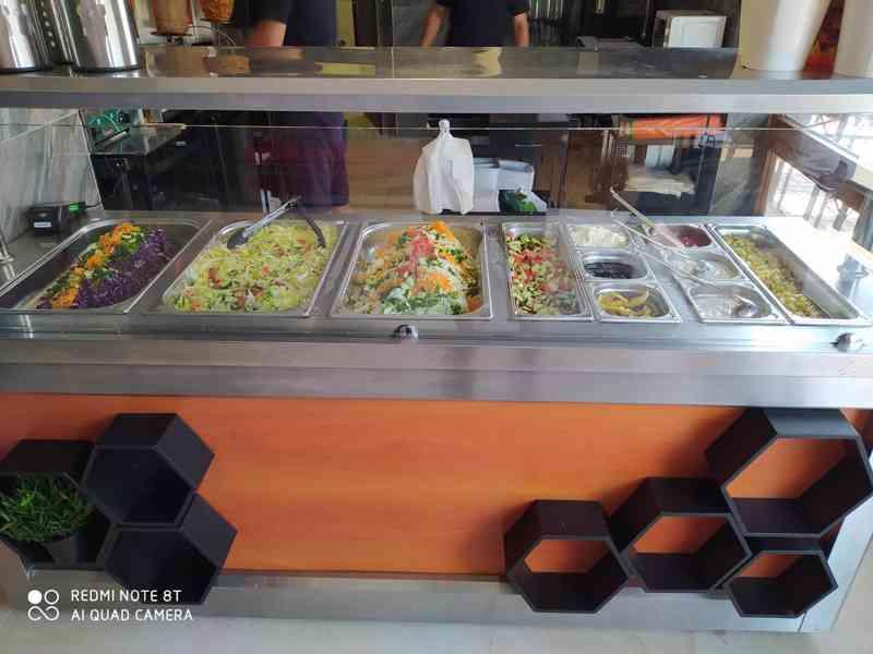 Pronájem nově zrekonstruované fast food restaurace. - foto 6