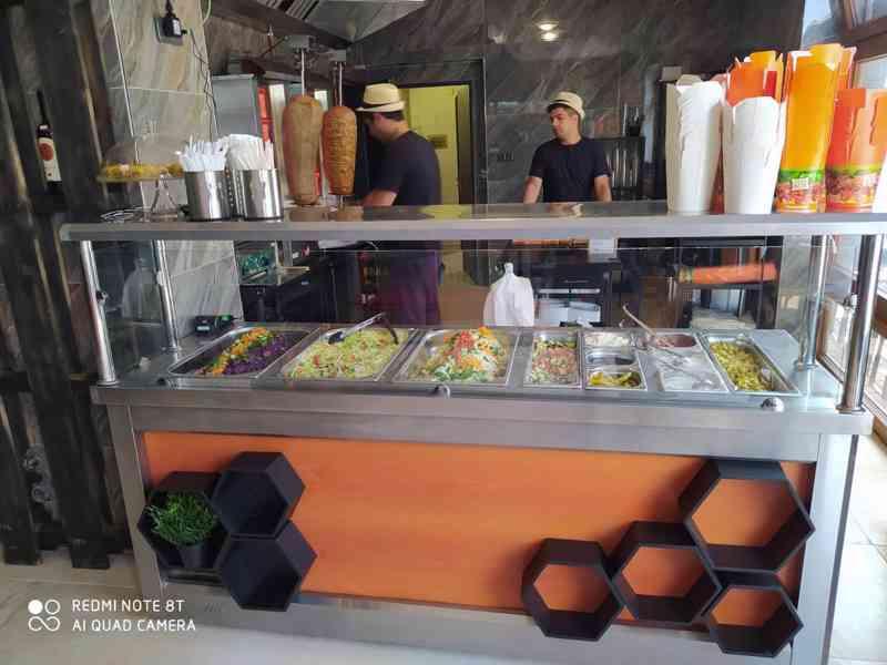 Pronájem nově zrekonstruované fast food restaurace. - foto 15