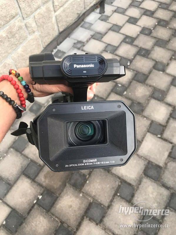 profesionální kamera PANASONIC HC-X1